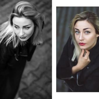 Fotografė Vilniuje / Julija Tamulevičiūtė / Darbų pavyzdys ID 313055