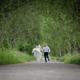 Rezervuojamos datos 2020metų vestuvių fotografijai / Sigita Vengraitienė / Darbų pavyzdys ID 313359