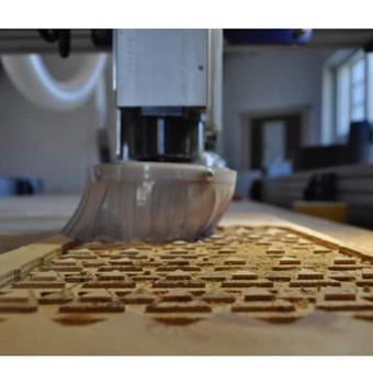 3D frezavimas (CNC) / uab Domingus / Darbų pavyzdys ID 313417