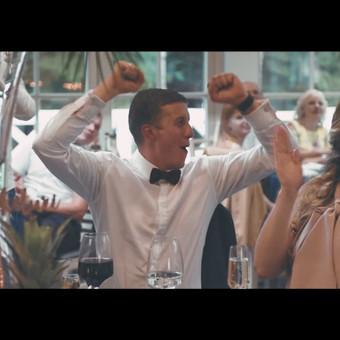 Tropinės Roko ir Erikos vestuvės!