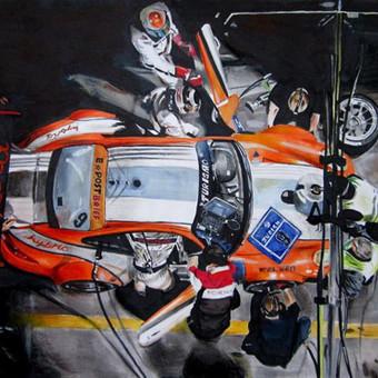 Automobilių ir kitų liustracijų piešimas / Justinas Kyga / Darbų pavyzdys ID 314777