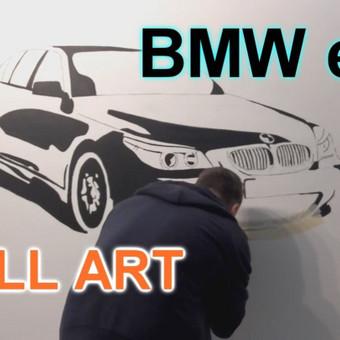 Automobilių ir kitų liustracijų piešimas / Justinas Kyga / Darbų pavyzdys ID 314799