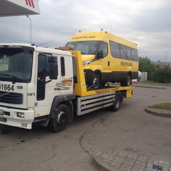 Technine Pagalba  kelyje automobilių pervežimas / Arunas Einingis / Darbų pavyzdys ID 314965
