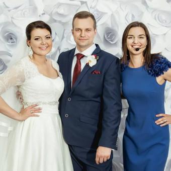 Renginių vedėja ir koordinatorė Edita / Edita Zėčiūtė / Darbų pavyzdys ID 315147