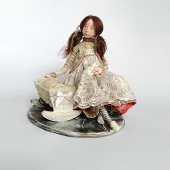 Interjerinės lėlės / Sigita Bilotė / Darbų pavyzdys ID 315161