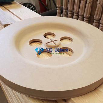 2D, 3D ir 4D frezavimas, 3D skenavimas / 3D Group EU, 3D Wood / Darbų pavyzdys ID 316371