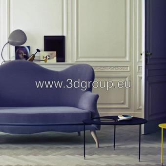 2D, 3D ir 4D frezavimas, 3D skenavimas / 3D Group EU, 3D Wood / Darbų pavyzdys ID 316377