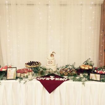 Vestuvių planuotoja, dekoratorė, koordinatorė / Ir Ideas / Darbų pavyzdys ID 316443
