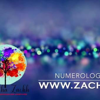 Astrologinė numerologinė konsultacija / Samantha Zachh / Darbų pavyzdys ID 317291