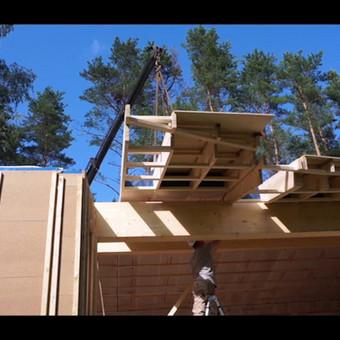 Sveiki namai - ekologiškų namų statyba / Sveiki namai / Darbų pavyzdys ID 317525