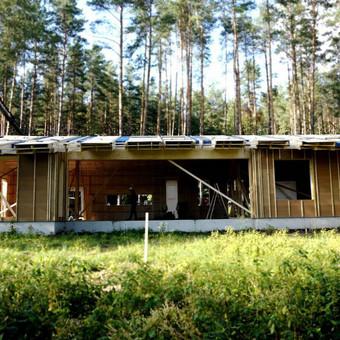 Sveiki namai - ekologiškų namų statyba / Sveiki namai / Darbų pavyzdys ID 317531