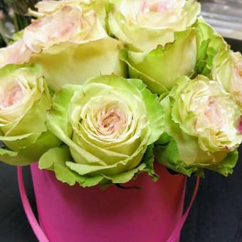 Nuotaikingos gėlės / Aleksandra Kiseliovienė / Darbų pavyzdys ID 317651