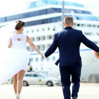 Vestuvių, Reklamos, klipu filmavimas / Michailas Andrijanovas / Darbų pavyzdys ID 317717