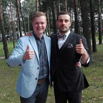 Renginių Vedėjas, Organizatorius - Visoje Lietuvoje!!! LT-EN / Rokas Kaupelis / Darbų pavyzdys ID 317911
