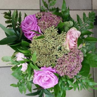 Nuotaikingos gėlės / Aleksandra Kiseliovienė / Darbų pavyzdys ID 318739