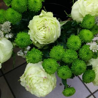 Nuotaikingos gėlės / Aleksandra Kiseliovienė / Darbų pavyzdys ID 318743