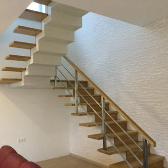 Sienų, lubų, židinių dekoravimas tinku / Margarita / Darbų pavyzdys ID 319265