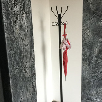 Sienų, lubų, židinių dekoravimas tinku / Margarita / Darbų pavyzdys ID 319271