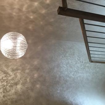 Sienų, lubų, židinių dekoravimas tinku / Margarita / Darbų pavyzdys ID 319311