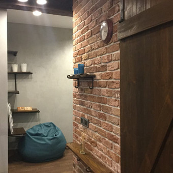 Sienų, lubų, židinių dekoravimas tinku / Margarita / Darbų pavyzdys ID 319341
