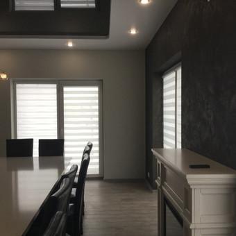 Sienų, lubų, židinių dekoravimas tinku / Margarita / Darbų pavyzdys ID 319343
