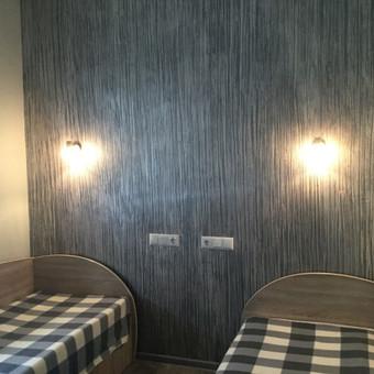 Sienų, lubų, židinių dekoravimas tinku / Margarita / Darbų pavyzdys ID 319345