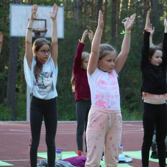 Vaikų žaidiminė joga / Maksimilianas Ponomariovas / Darbų pavyzdys ID 319871