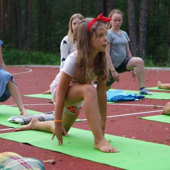 Vaikų žaidiminė joga / Maksimilianas Ponomariovas / Darbų pavyzdys ID 319873