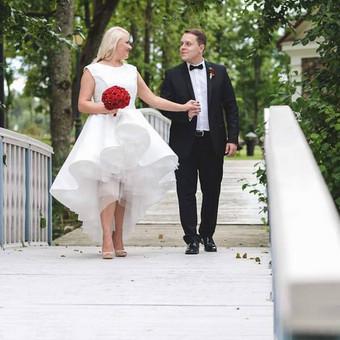 Vestuvinių ir proginių suknelių siuvimas ir taisymas / Larisa Bernotienė / Darbų pavyzdys ID 319895