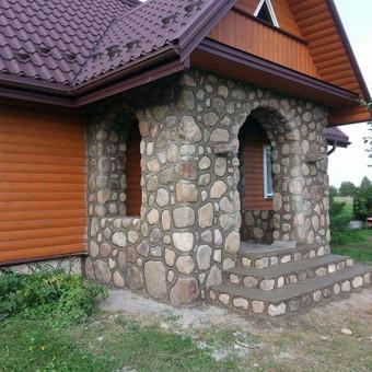 Akmens mūro darbai / Giedrius Keršulis / Darbų pavyzdys ID 320301