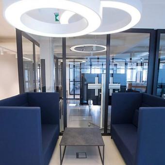 Aliuminio konstrukcijos - durys, langai. / Tomas Meškauskas / Darbų pavyzdys ID 320435