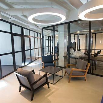 Aliuminio konstrukcijos - durys, langai. / Tomas Meškauskas / Darbų pavyzdys ID 320437
