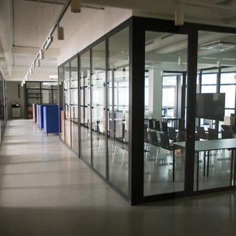 Aliuminio konstrukcijos - durys, langai. / Tomas Meškauskas / Darbų pavyzdys ID 320443