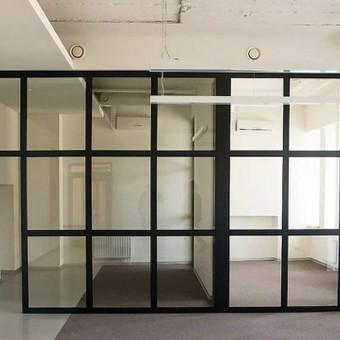 Aliuminio konstrukcijos - durys, langai. / Tomas Meškauskas / Darbų pavyzdys ID 320445