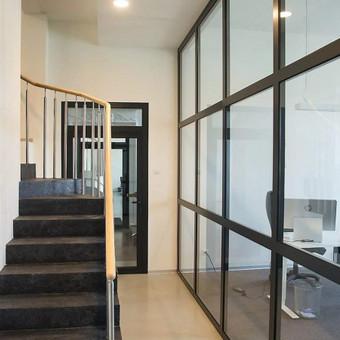 Aliuminio konstrukcijos - durys, langai. / Tomas Meškauskas / Darbų pavyzdys ID 320451