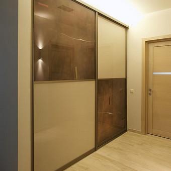 Šiltas modernus interjeras / Gitana Valavičiūtė / Darbų pavyzdys ID 321223