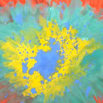 'Jausmų akvarelė' / Jausmų akvarelė / Darbų pavyzdys ID 321947