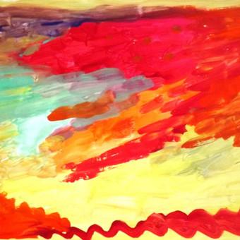 'Jausmų akvarelė' / Jausmų akvarelė / Darbų pavyzdys ID 321951