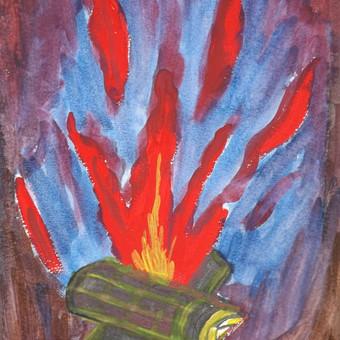 'Jausmų akvarelė' / Jausmų akvarelė / Darbų pavyzdys ID 321955