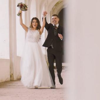Vestuvinis video.