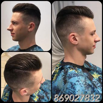 Vyriški kirpimai,barzdų modeliavimas,skutimas. / Loreta / Darbų pavyzdys ID 322213