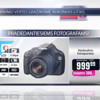Video reklamos gamyba, video montažai. / Nerijus / Darbų pavyzdys ID 322335