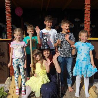 Vaikų švenčių vedimas / Viktorija Česnauskaitė / Darbų pavyzdys ID 322657