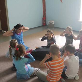 Vaikų švenčių vedimas / Viktorija Česnauskaitė / Darbų pavyzdys ID 322661