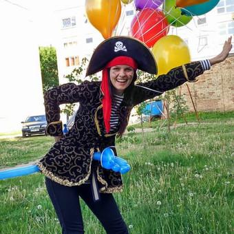 Vaikų švenčių vedimas / Viktorija Česnauskaitė / Darbų pavyzdys ID 322679