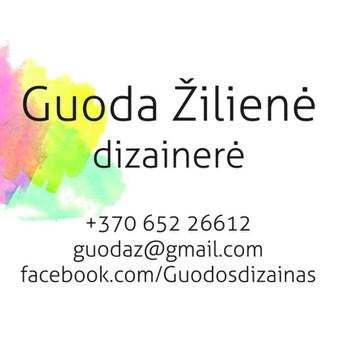 Grafikos dizainerė / Guoda / Darbų pavyzdys ID 322719