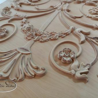 """Drožiniai, dekorai baldams ir durims / UAB """"Medžio raštai"""" / Darbų pavyzdys ID 322951"""