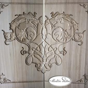 """Drožiniai, dekorai baldams ir durims / UAB """"Medžio raštai"""" / Darbų pavyzdys ID 322961"""