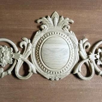 """Drožiniai, dekorai baldams ir durims / UAB """"Medžio raštai"""" / Darbų pavyzdys ID 322977"""