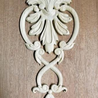 """Drožiniai, dekorai baldams ir durims / UAB """"Medžio raštai"""" / Darbų pavyzdys ID 322983"""